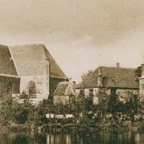 Herv.kerk met Christ. school Werkendam