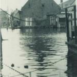 Water op de Zagerij en bij Zevenhuizen