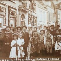 20160906 persbericht Aanstaande zaterdag Historisch Festival Werkendam